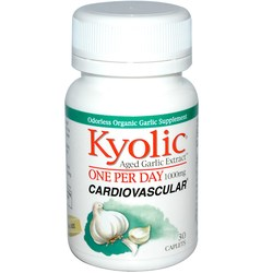 Kyolic Garlic Extract One Per Day