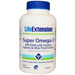 Life Extension Super Omega-3
