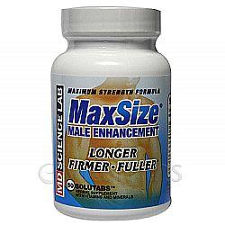 Max Size Male Enhancement