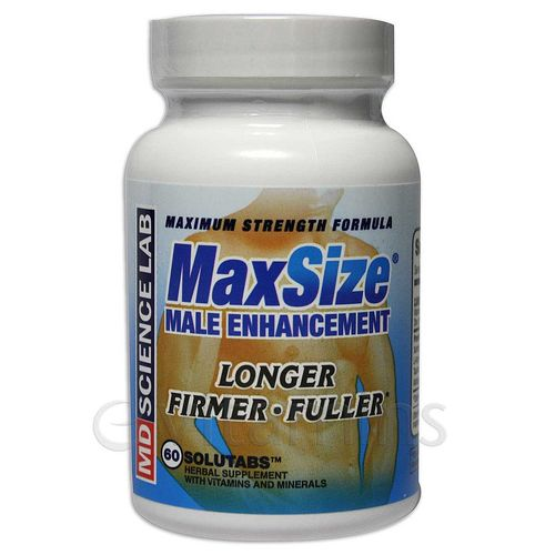 Max Size Male Enhancement