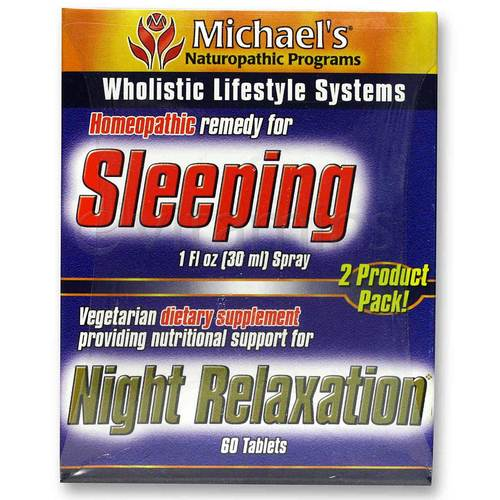 Who bought sleeping spray amp night relaxation by michael s also bought