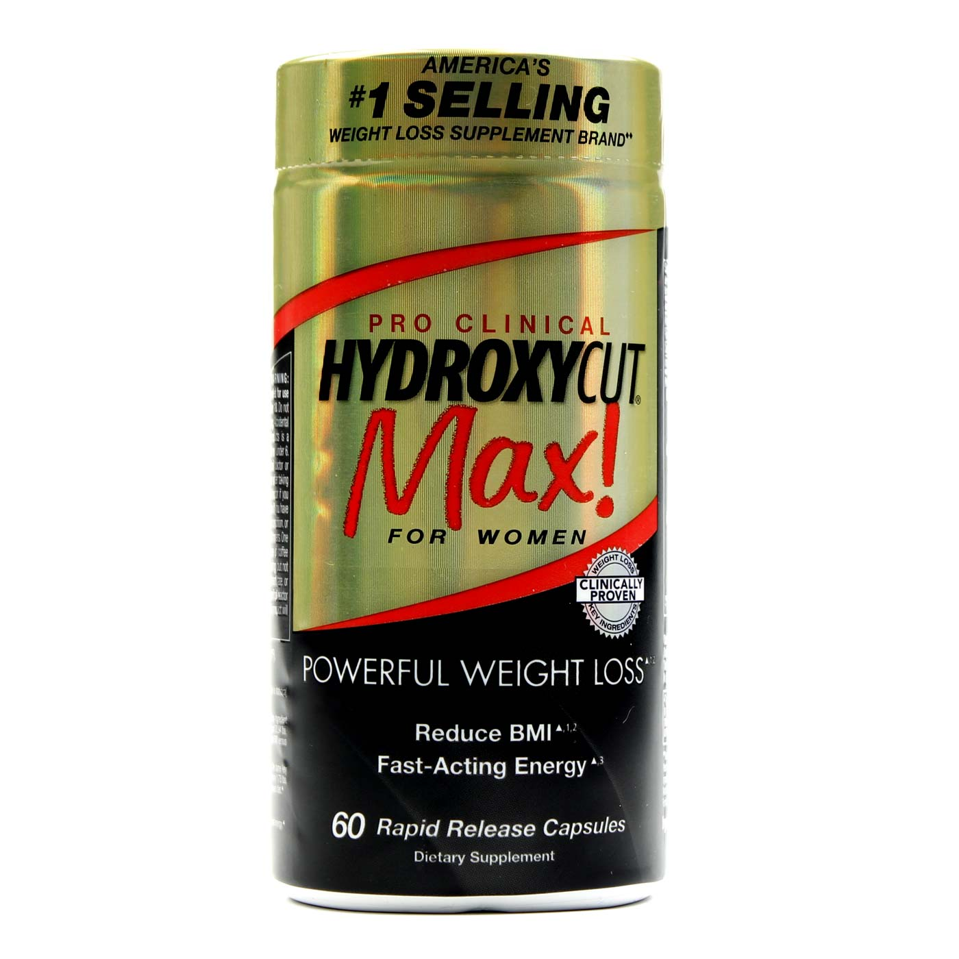 Hydroxycut max for women review