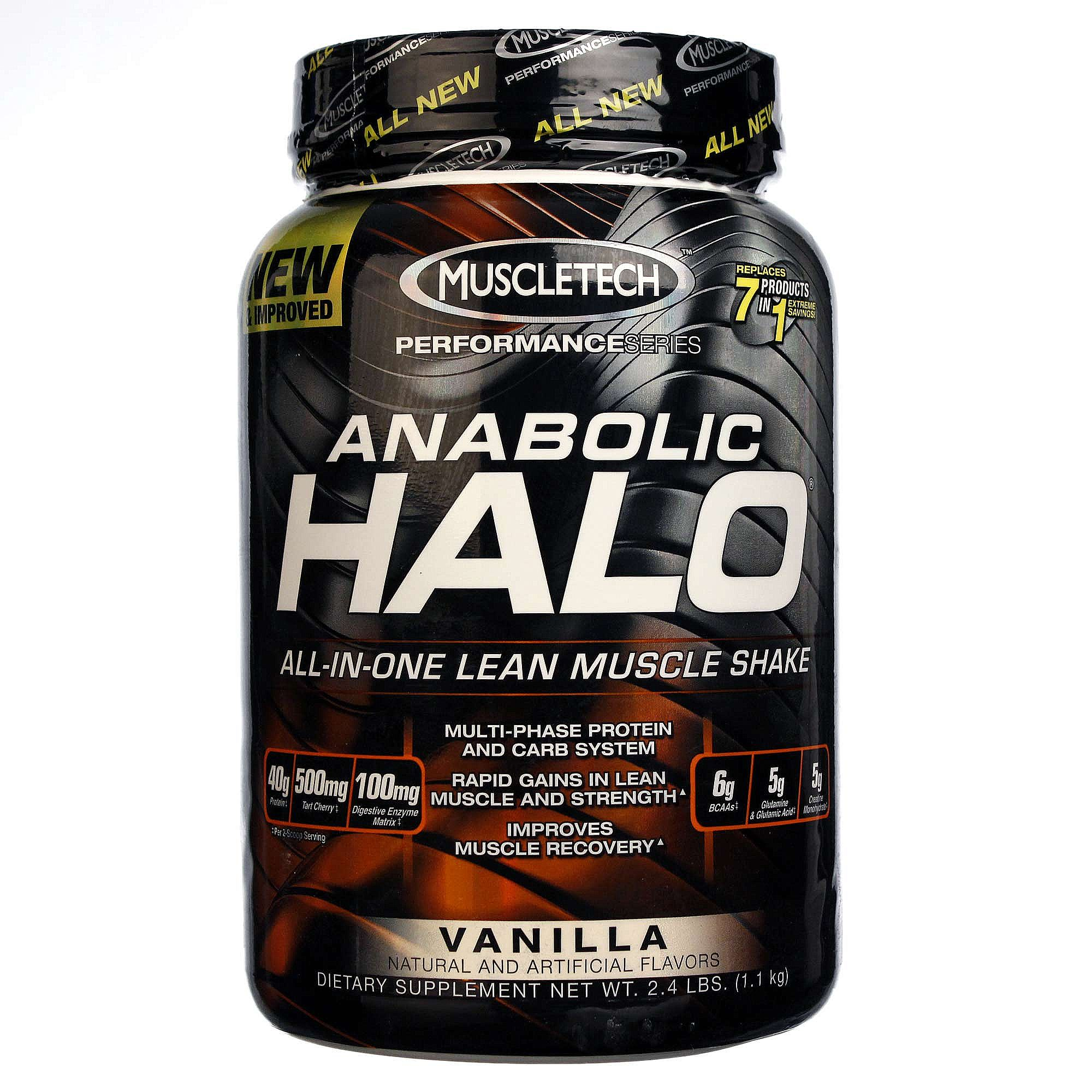 anabolic halo review