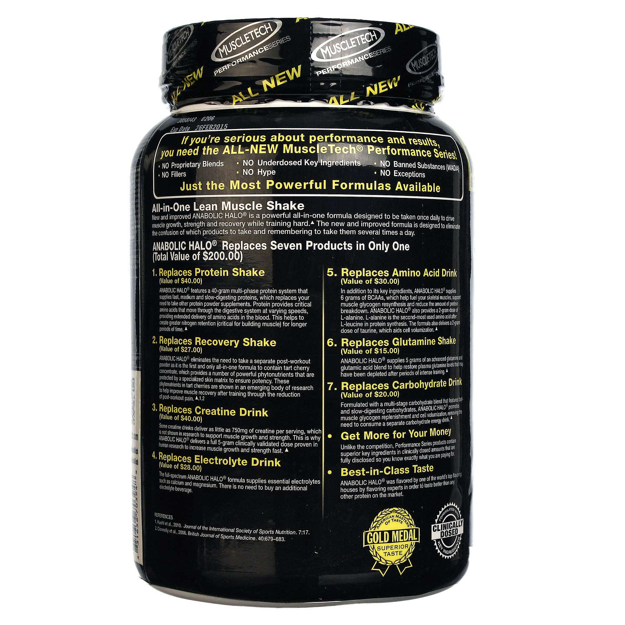 anabolic halo pro review