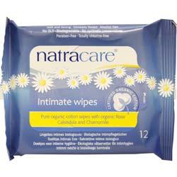 Organic Cotton Intimate Wipes