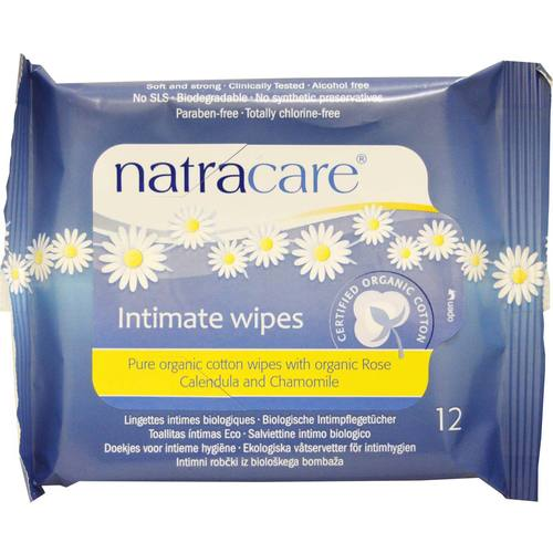 Organic Cotton Intimate Wipes