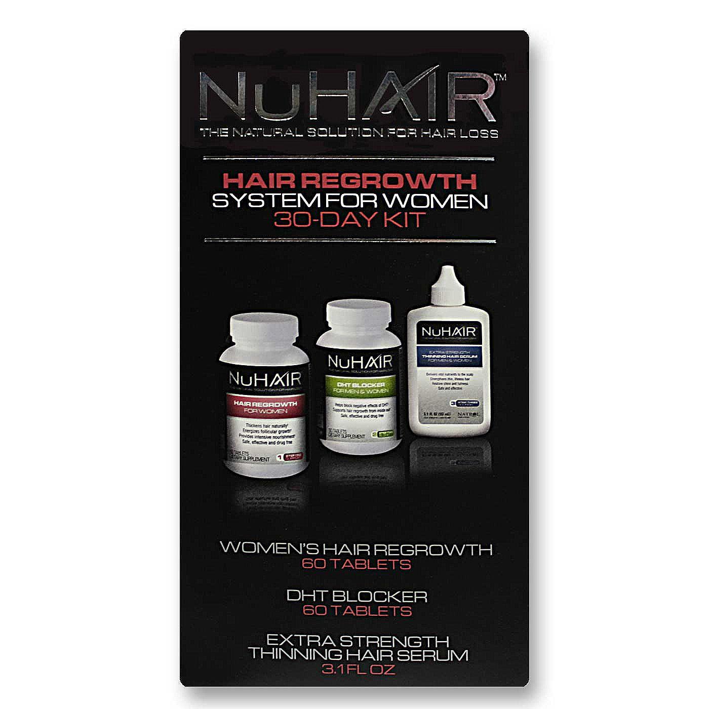 Nu hair vitamins