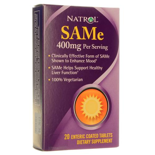 SAMe 400 mg