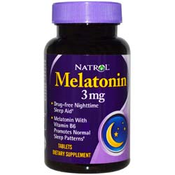 Natrol Melatonin 3 mg
