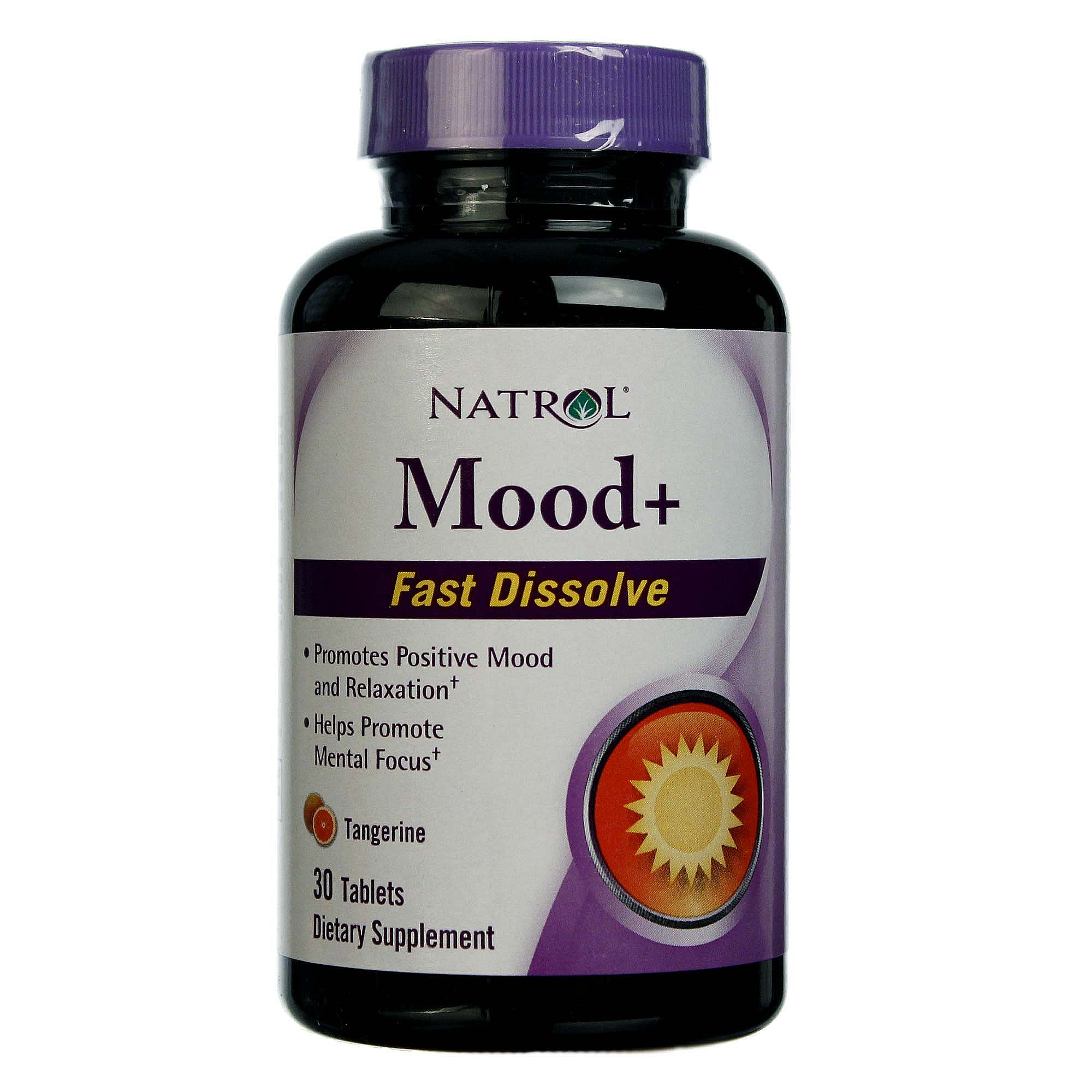 NATROL - Mood Positive 5 HTP - 50 Tablets