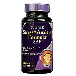 Natrol SAF Stress & Anxiety Formula