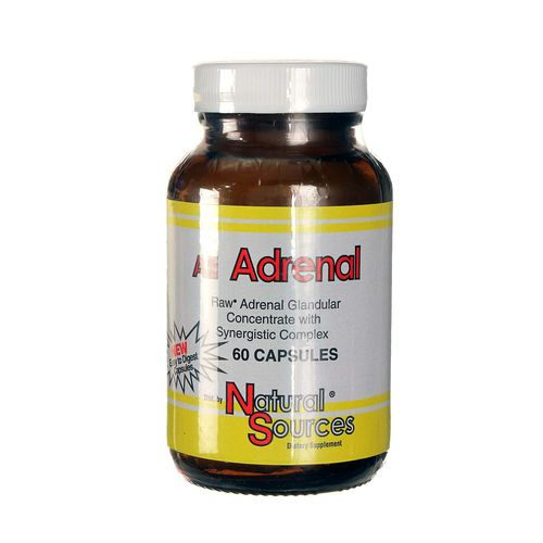 Natural Sources All Adrenal Reviews