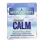 Natural Vitality Natural Calm Packets