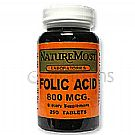 NatureMost Folic Acid 800 mcg
