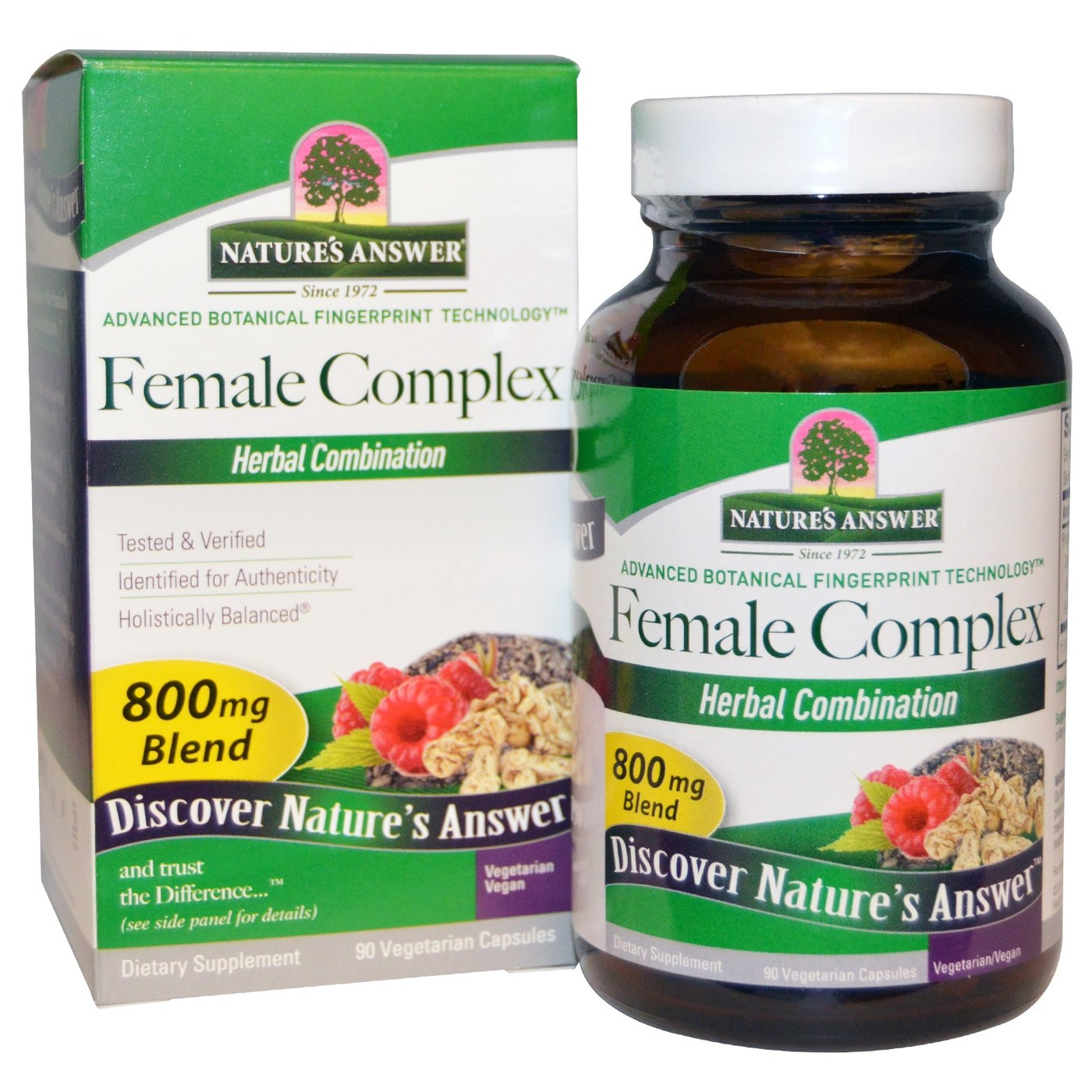 Nature S Answer Male Complex Review