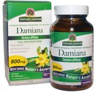 Nature's Answer Damiana Leaf 800 mg