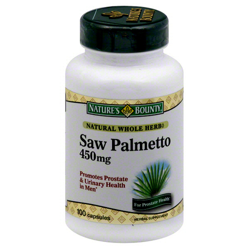Saw palmetto benefits