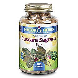 Nature's Herbs Cascara Sagrada