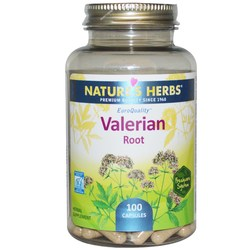 Nature's Herbs Valerian Root