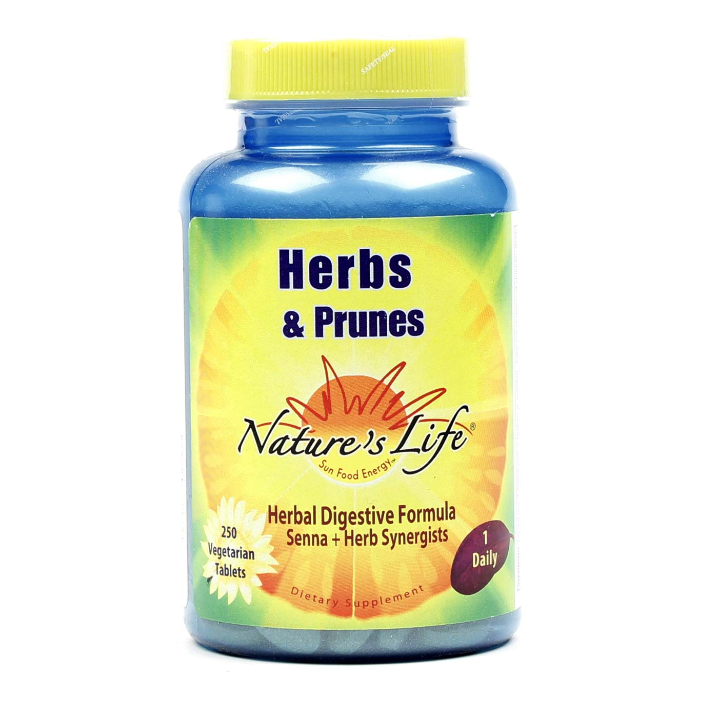 Nature S Life Herbs And Prunes Review
