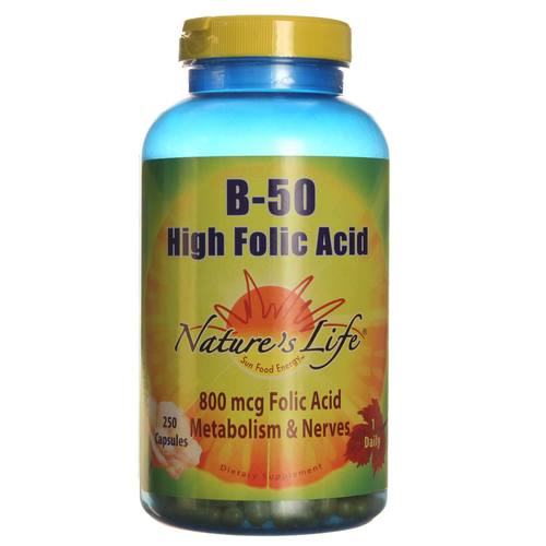 B-50 High Folic Acid