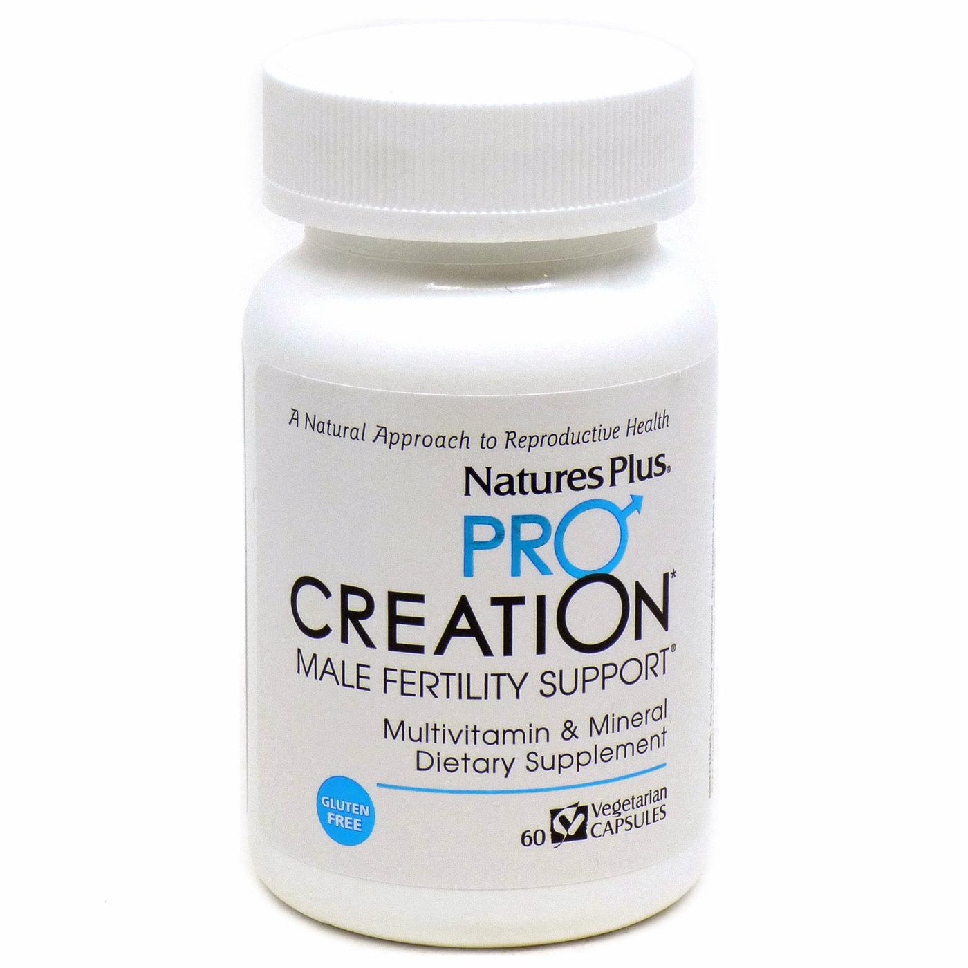 Nature S Plus Procreation Male Fertility Support Reviews