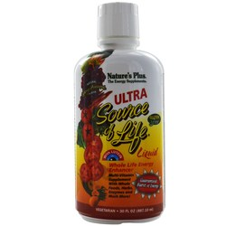 Nature's Plus Ultra Source of Life Liquid - Mango Pineapple