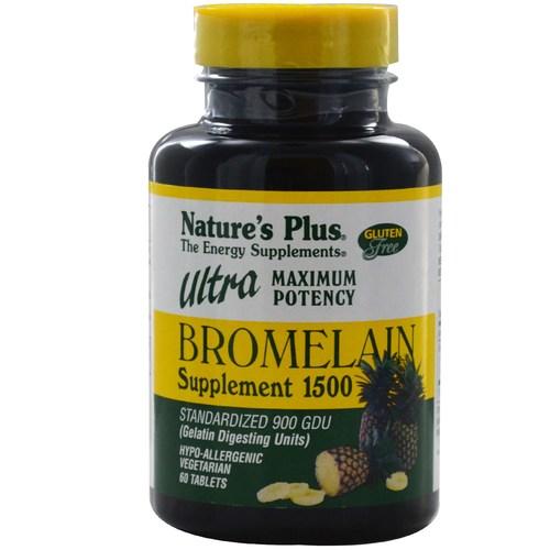 Ultra Bromelain 1500 mg