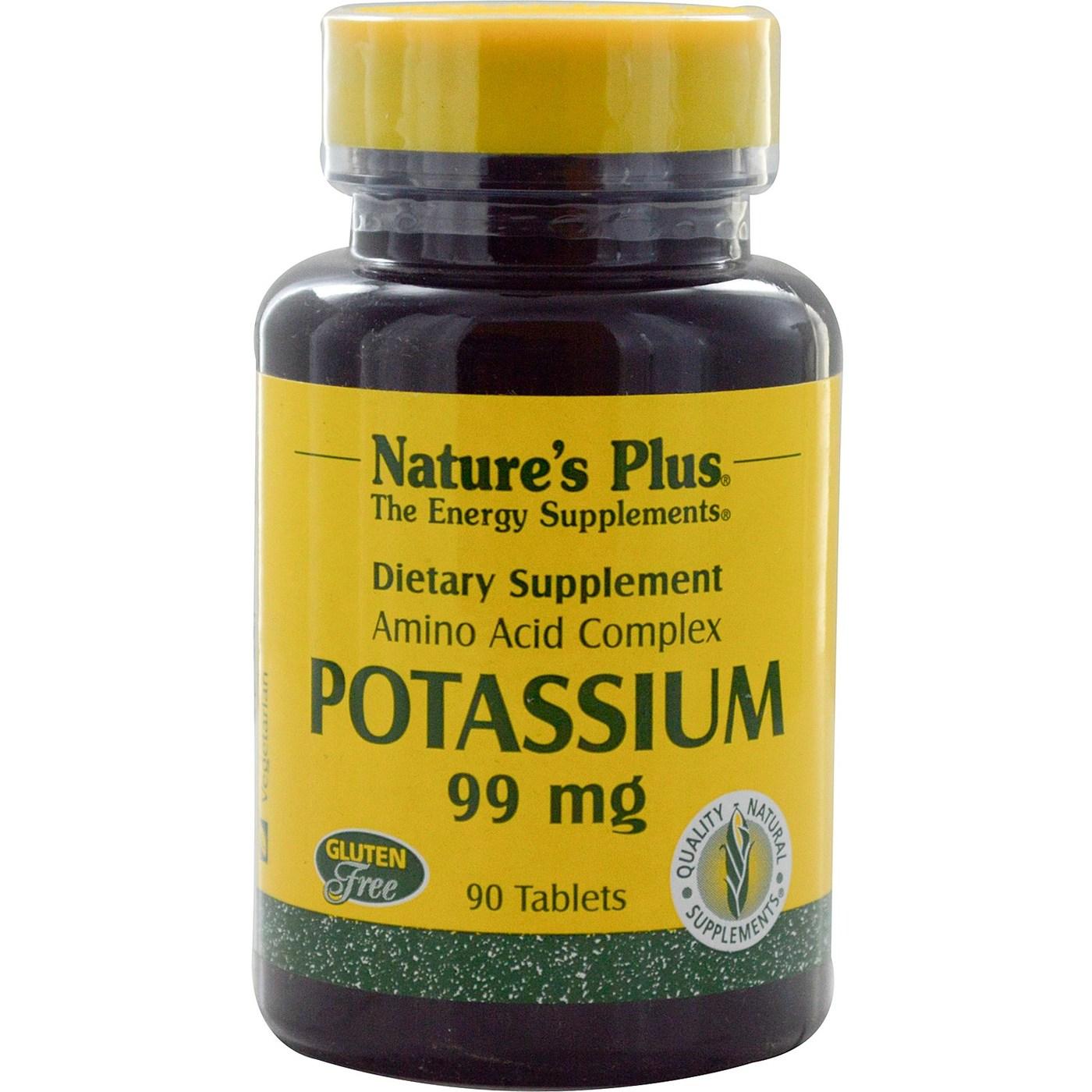 Nature Made Potassium