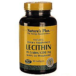 Lecithin 1,200 mg