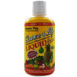 Nature's Plus Source of Life Liquid