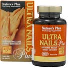 Nature's Plus Ultra Nails Plus Sustained Release w/MSM