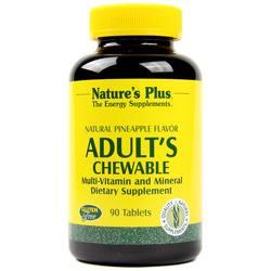 Nature's Plus Adult's Multi-Vitamin Chewable