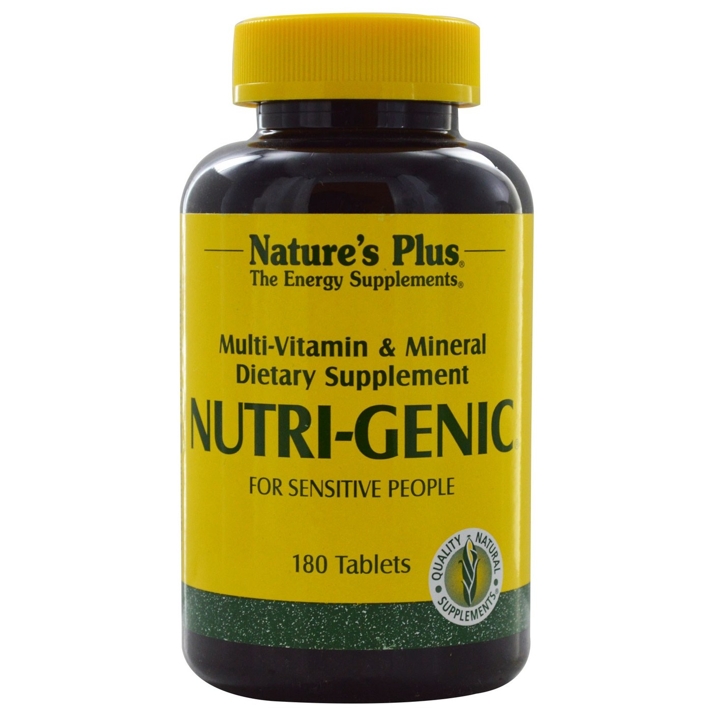 Nature S Plus Nutri Genic