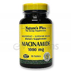 Niacinamide 1000 mg