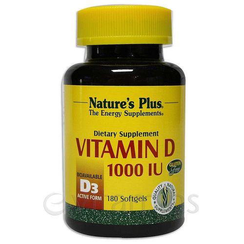 1000 iu of vitamin d