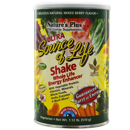Ultra Source of Life Energy Shake