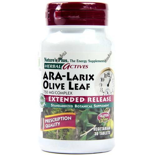ARA-Larix Olive Leaf Extended Release