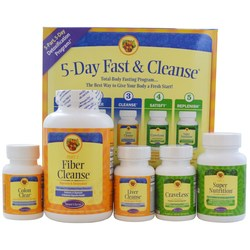 Nature's Secret Ultimate Fasting Cleanse Kit