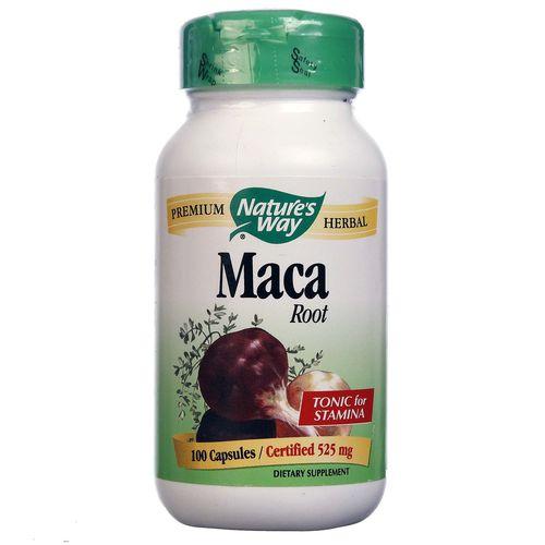 Nature S Way Maca Tablets