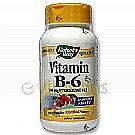 Nature's Way Vitamin B-6 100 mg