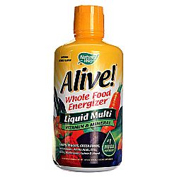 Nature's Way Alive Liquid Multi