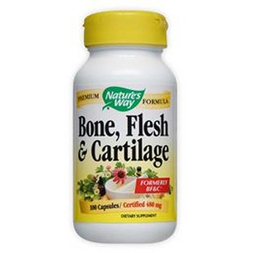 Bone Flesh and Cartilage