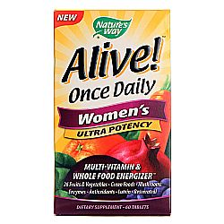 Nature's Way Alive Once Daily Women's Ultra Potency