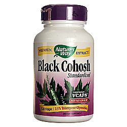 Nature's Way Black Cohosh Standardized