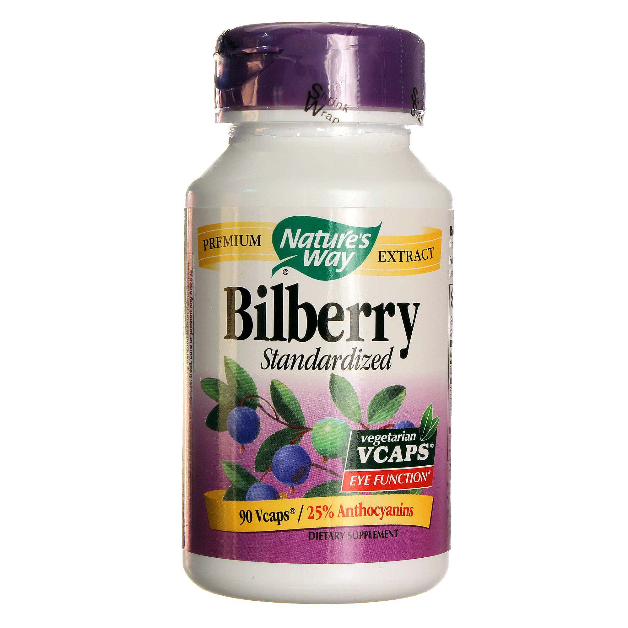 Bilberry Nature S Way