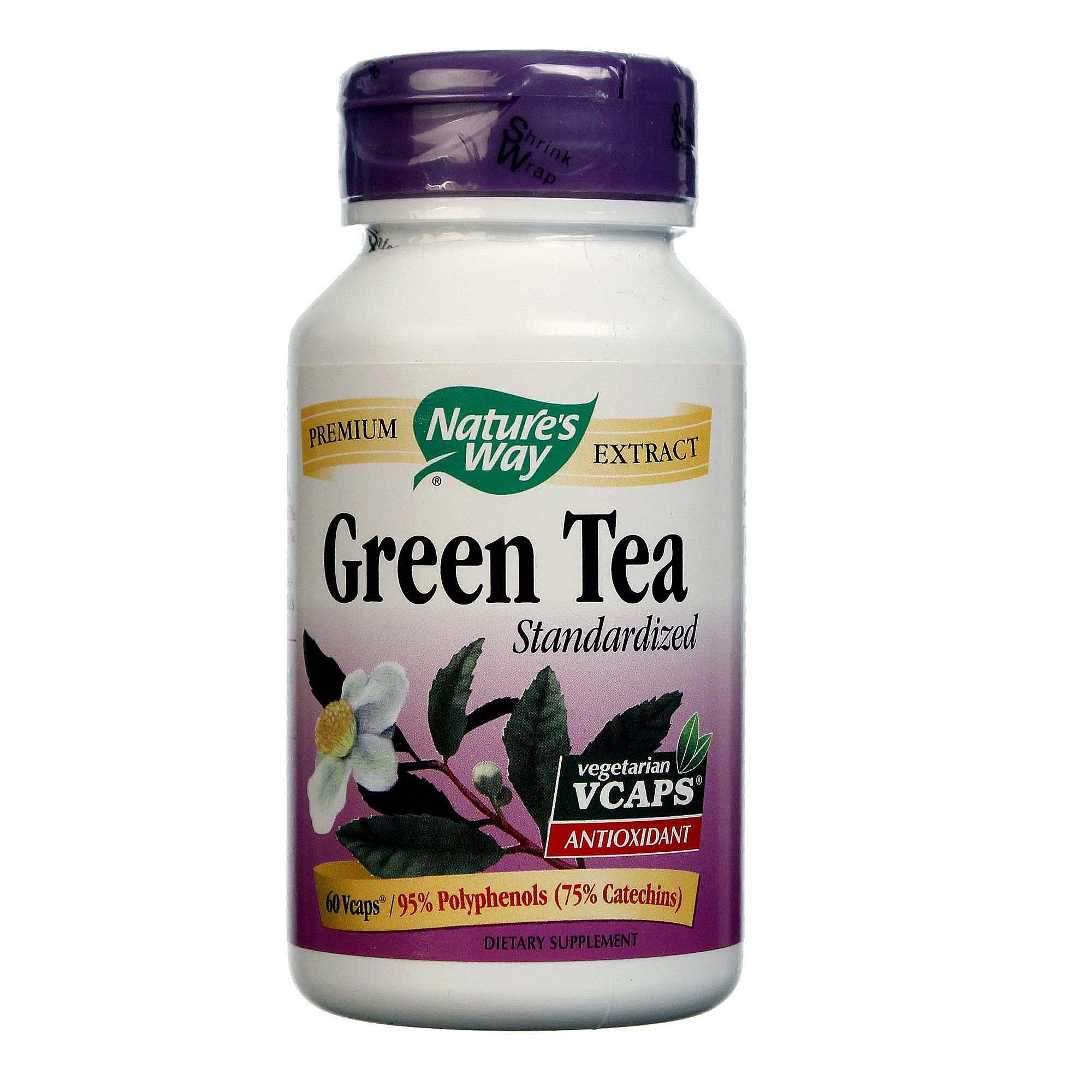 Nature S Way Green Tea Extract