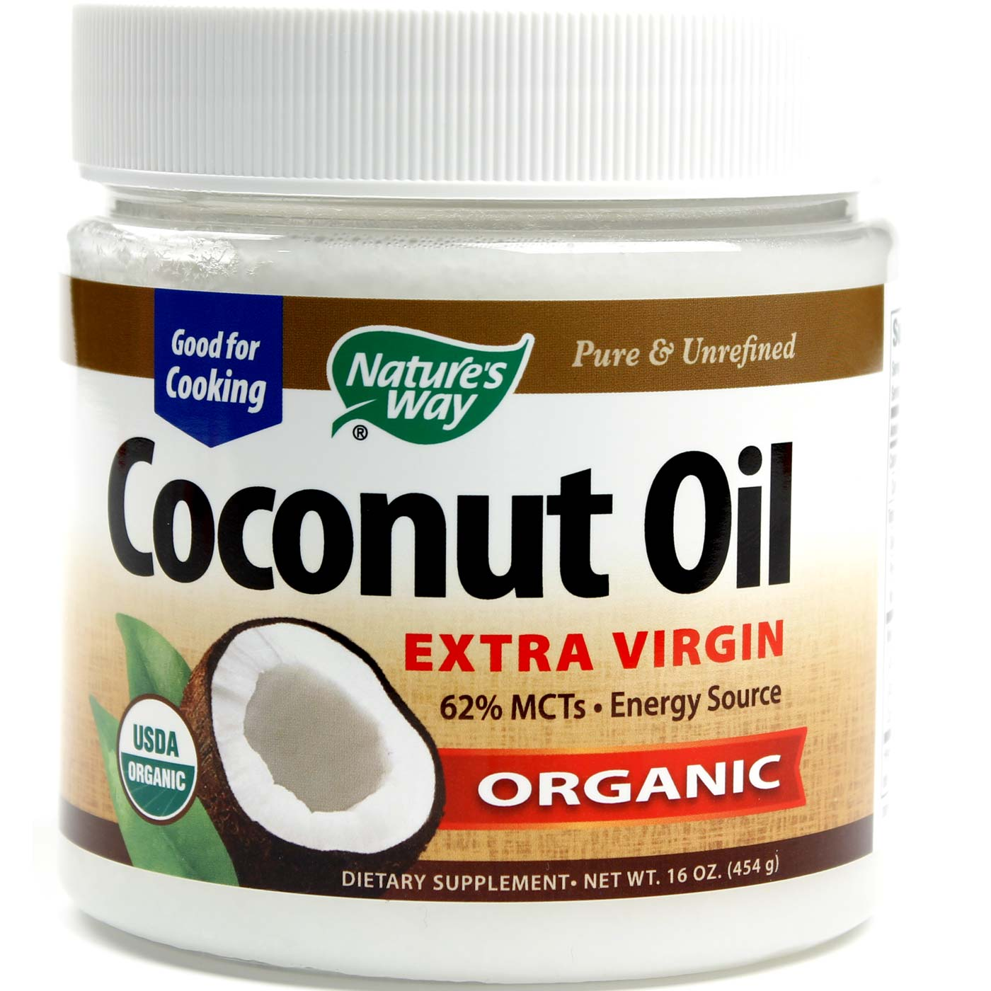 Coconut Oil Natures Way