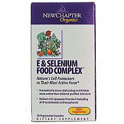 E + Selenium Food Complex