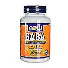 Now Foods GABA 750 mg
